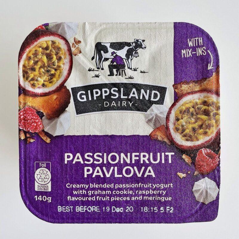 Gippsland | Passionfruit Pavlova