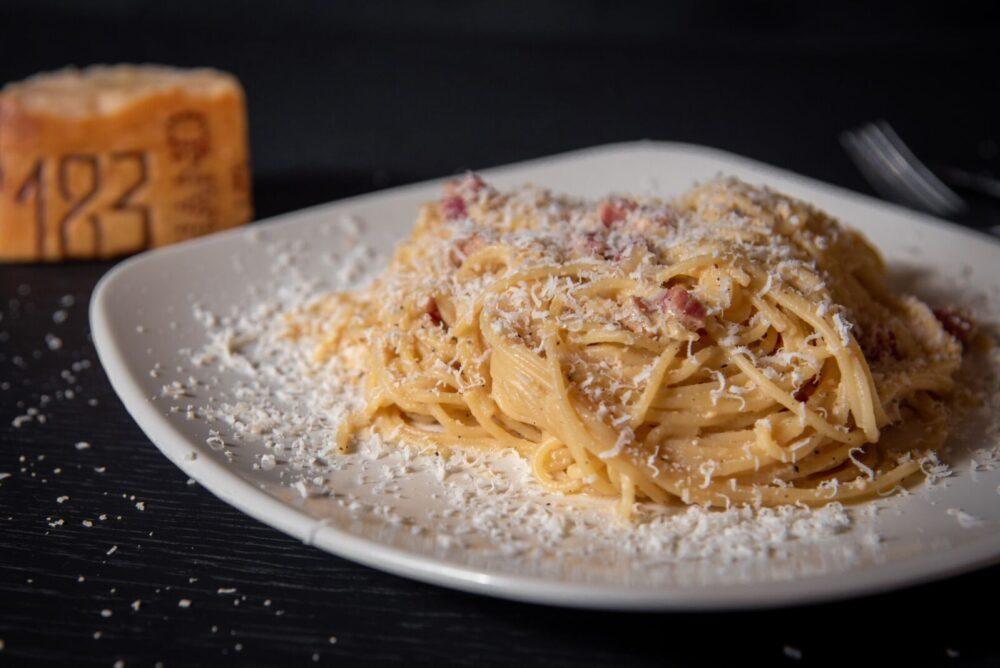 レシピ | イタリアン カルボナーラ チーズ