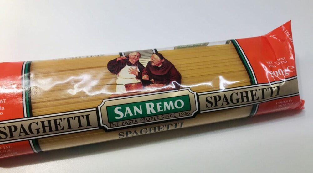 パスタ | スパゲッティ SAN REMO