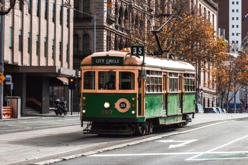 OZ   Melbourne Tram