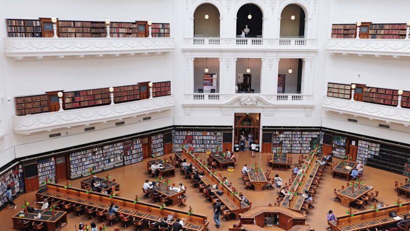 OZ   State Library Victoria