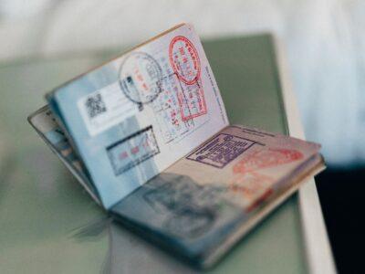 パートナービザ | 出入国記録 パスポート