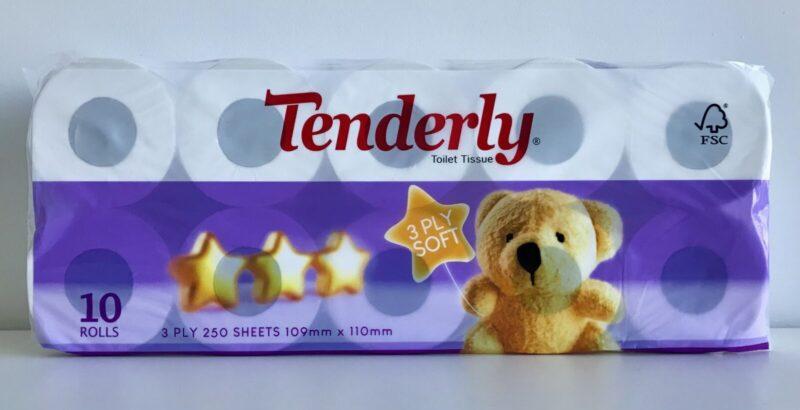 トイレットペーパー   Tenderly