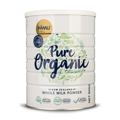 Pamu Pure Organic Can