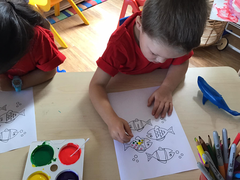 Kiddy Palace Learning Centre's