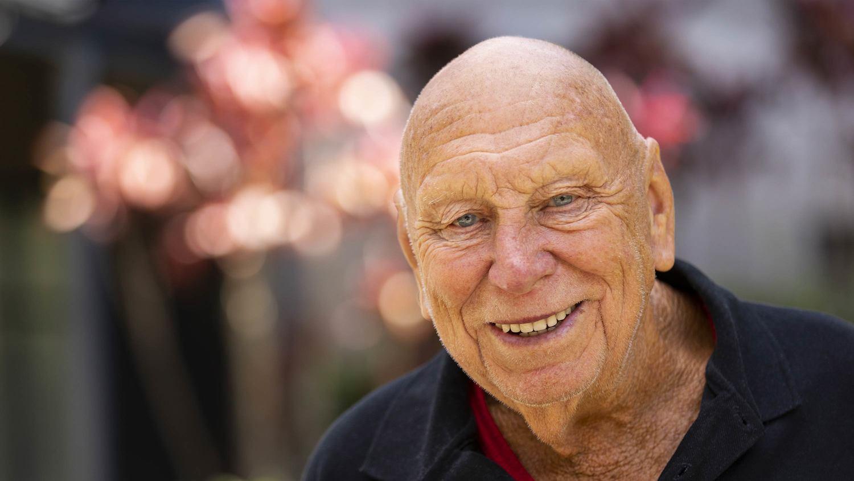 Person, Face, Senior Citizen, Man