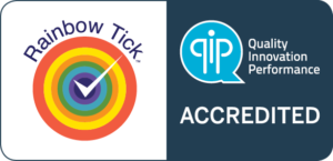 Rainbow Tick Accreditation
