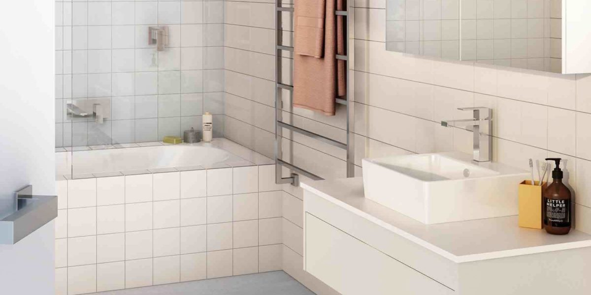 How To Style Your Bathroom For An Open House Blueprint