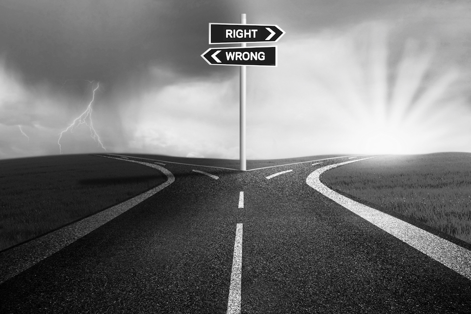 'Is Business Doing The Right Thing By Society' by Richard Shrapnel