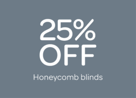 Offers 25 off honeycombs