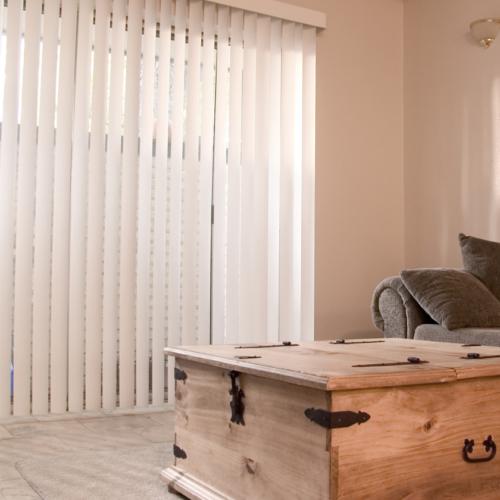 Russells vertical blinds