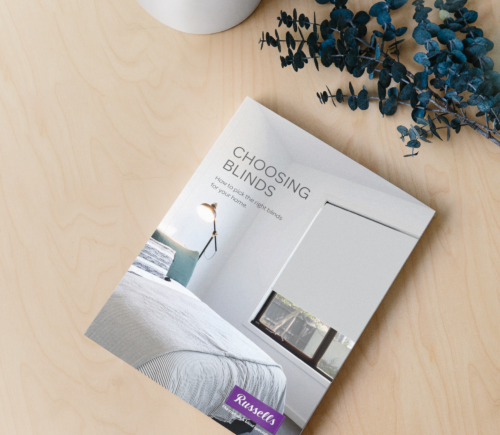 Get your guide to choosing blinds