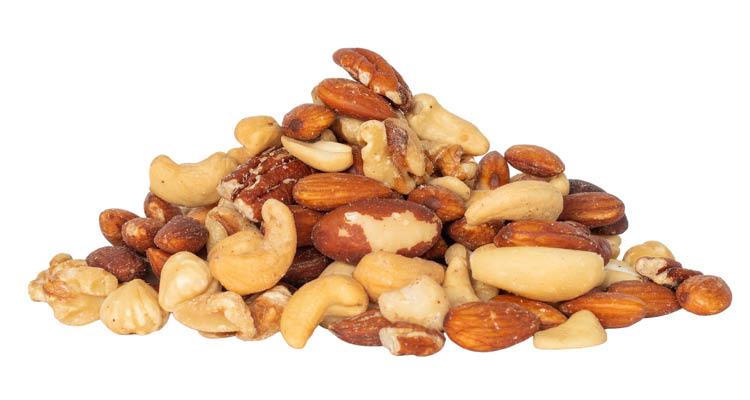Roast Unsalted Supreme Nuts