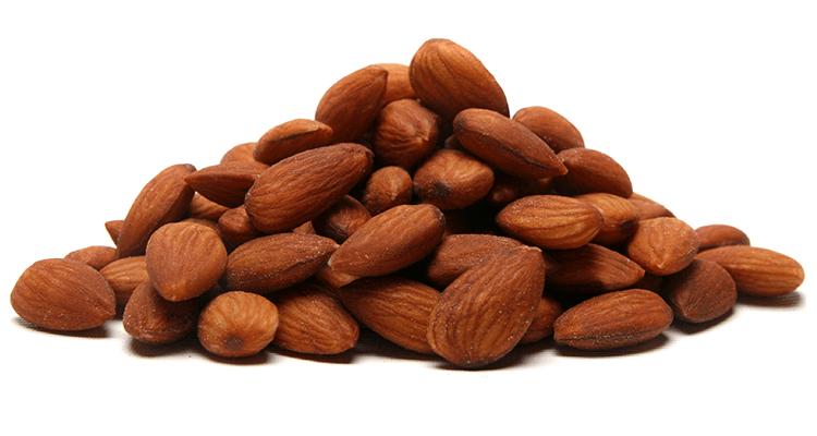 Roast Salted Almonds