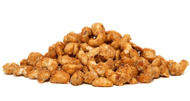 Honey Sea Salt Nuts