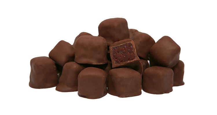 Chocolate Turkish Delight