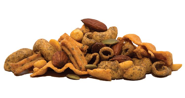 Savoury Nut & Hemp Snack