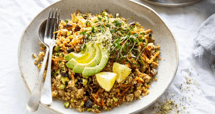 Alison S Pantry Moroccan Hemp Quinoa Salad Alison S Pantry