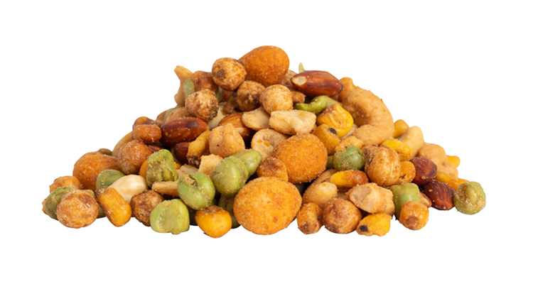 BBQ Nut and Crunch