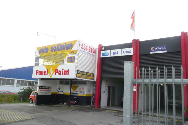 Auto Collision Panel & Paint Ltd