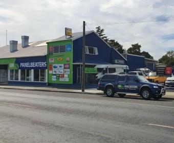 GM Panelbeaters Ltd, Waipukurau