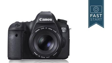 Canon 6D - DSLR Fast Start