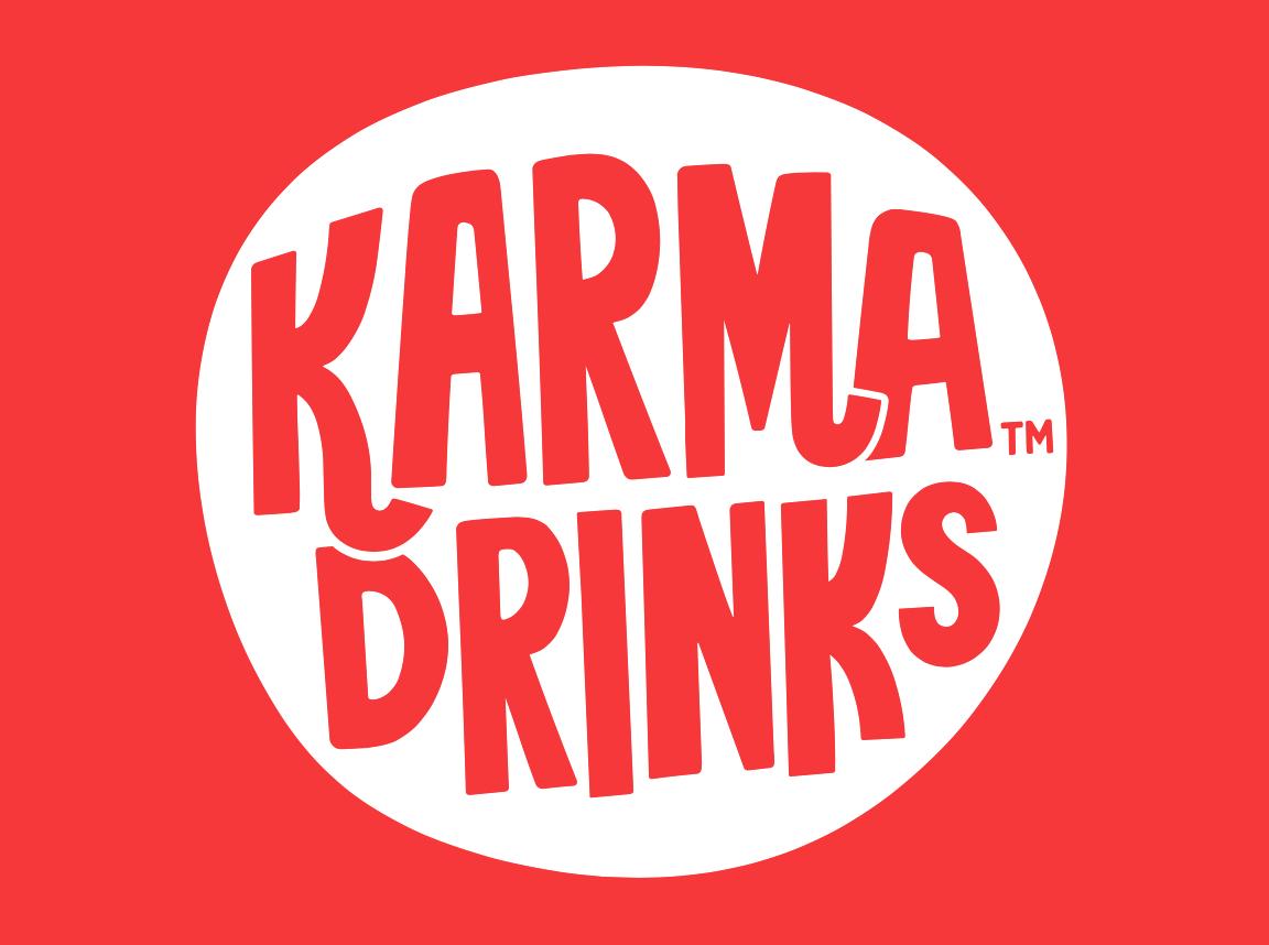 Karma Drinks hero image