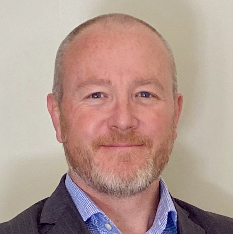 Photo of John McConnell, MinstD