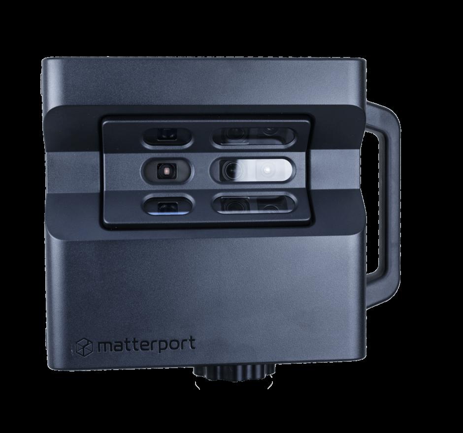 Matterport Pro2 3D Camera - SCANN3D