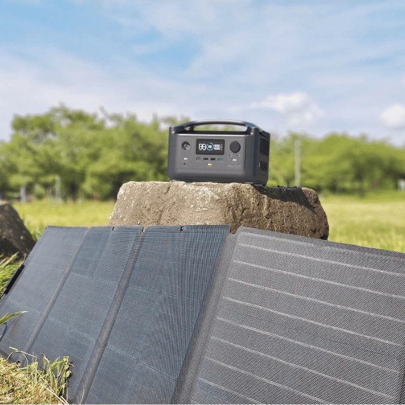 Sustainable Solar Charging