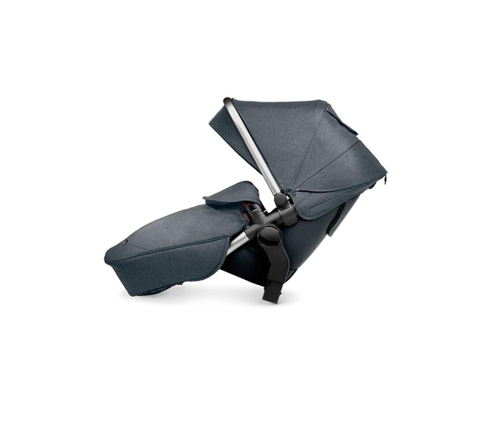 Wave Tandem Seat Slate