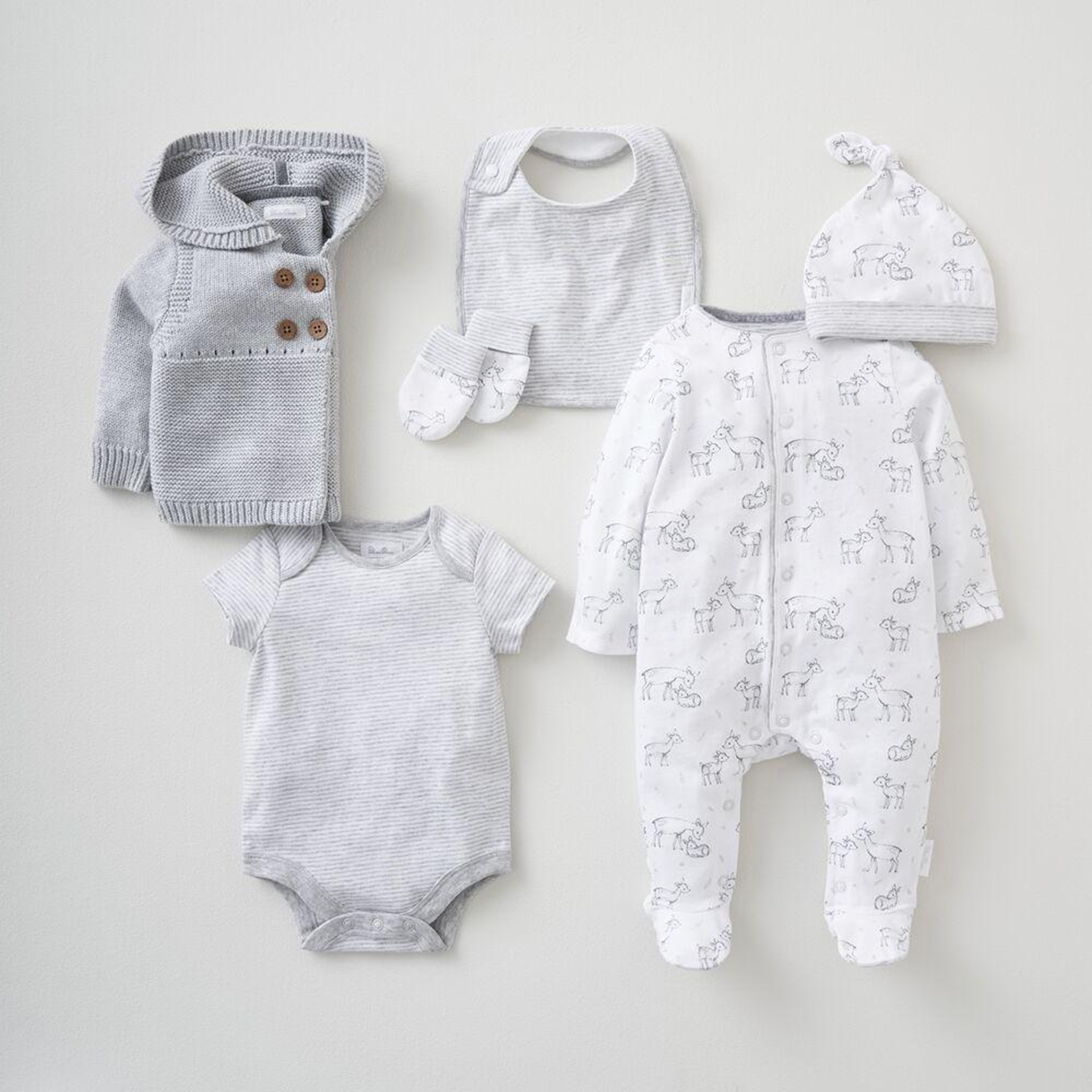 Top to Toe Gift Set 0-3 Months