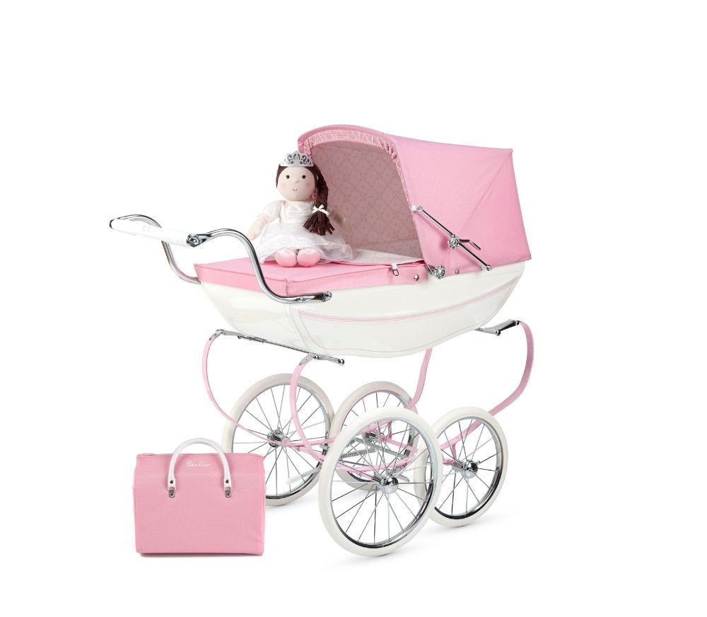 Princess Doll's Pram