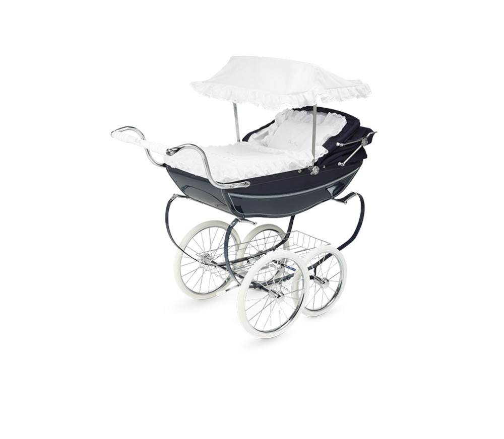 Doll's Pram Sun Canopy (pram not included)