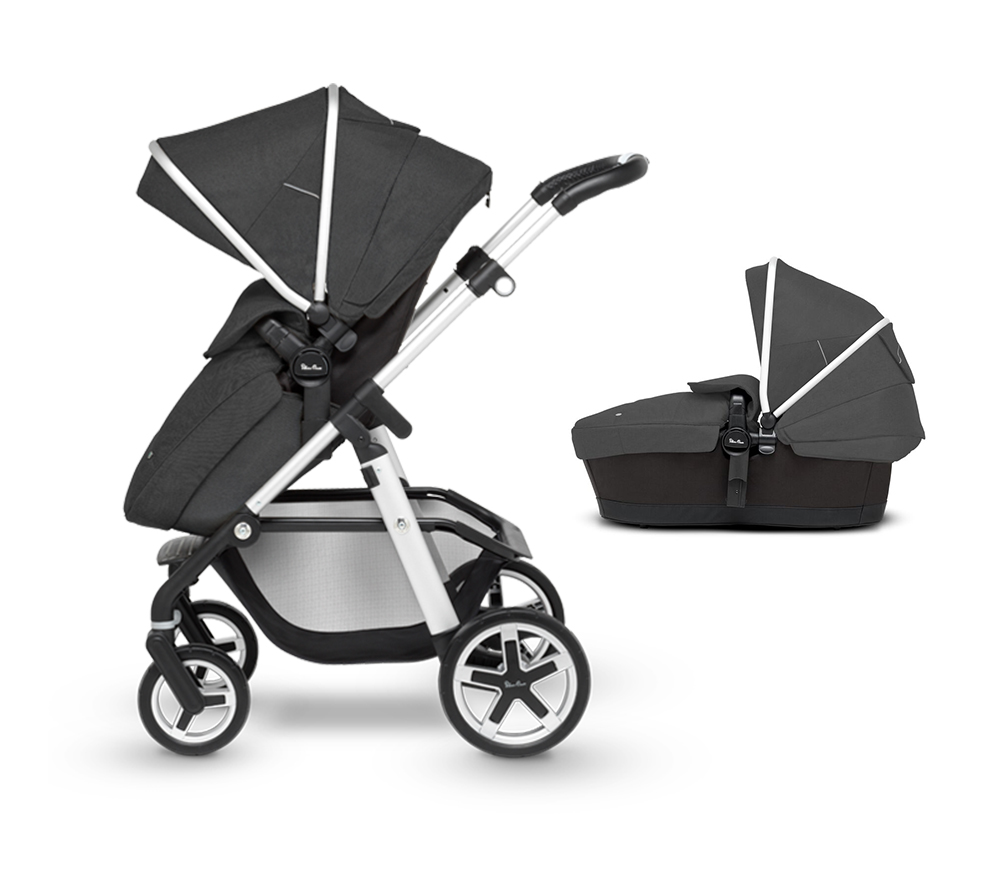Pioneer Onyx with carrycot