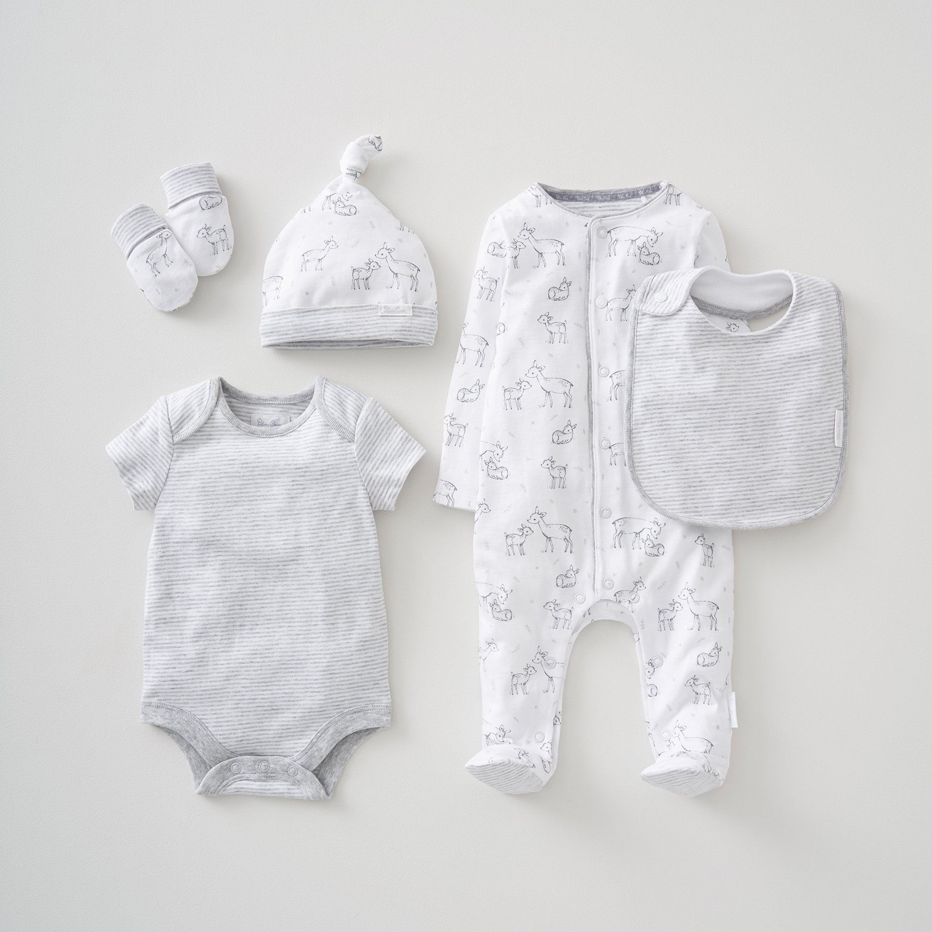 5 Piece New Baby Pack 0-3 Months