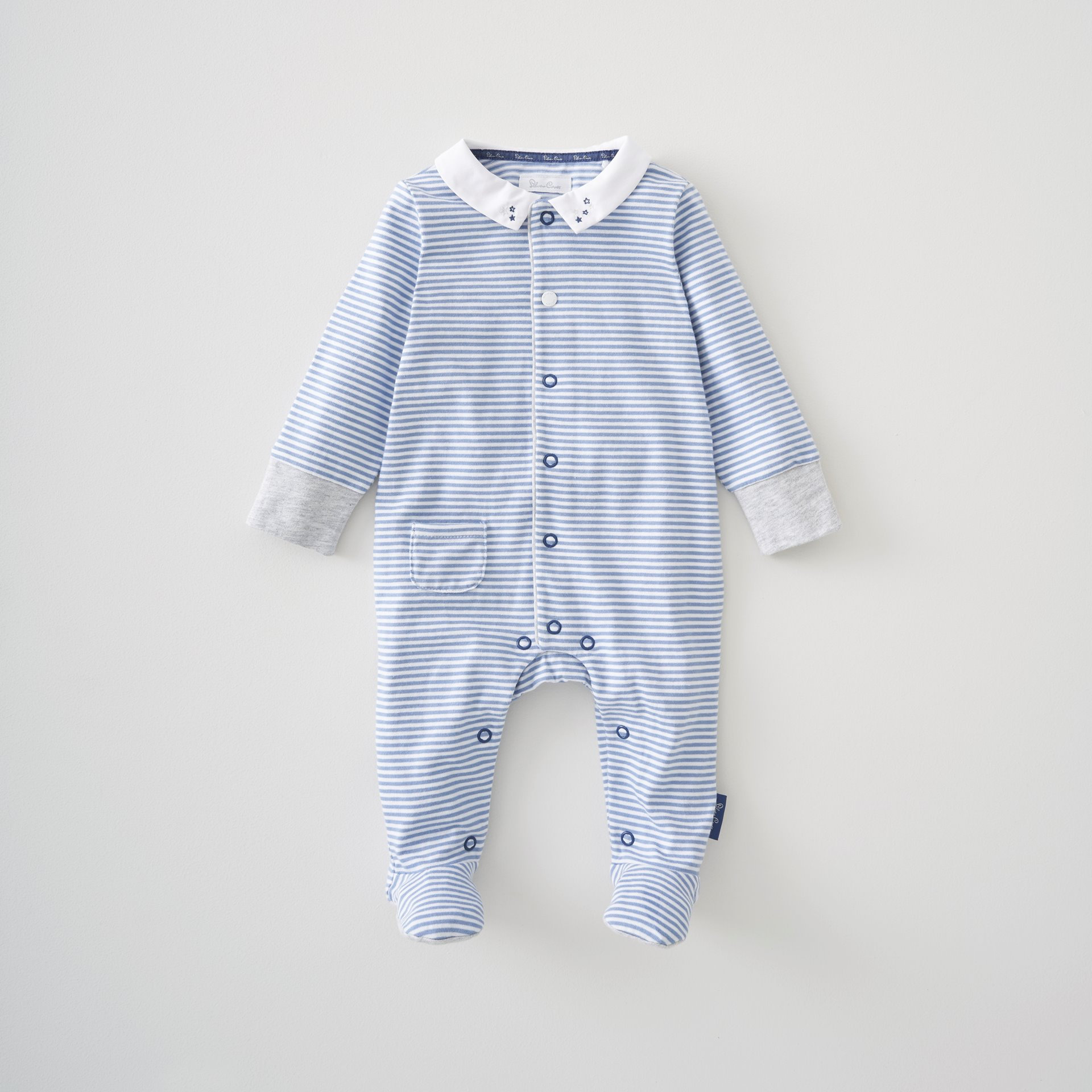 Stripe All in One 0-3 Months
