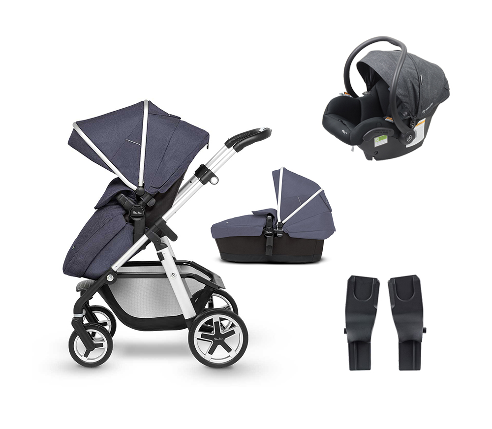 Pioneer Midnight Maxi Cosi Bundle