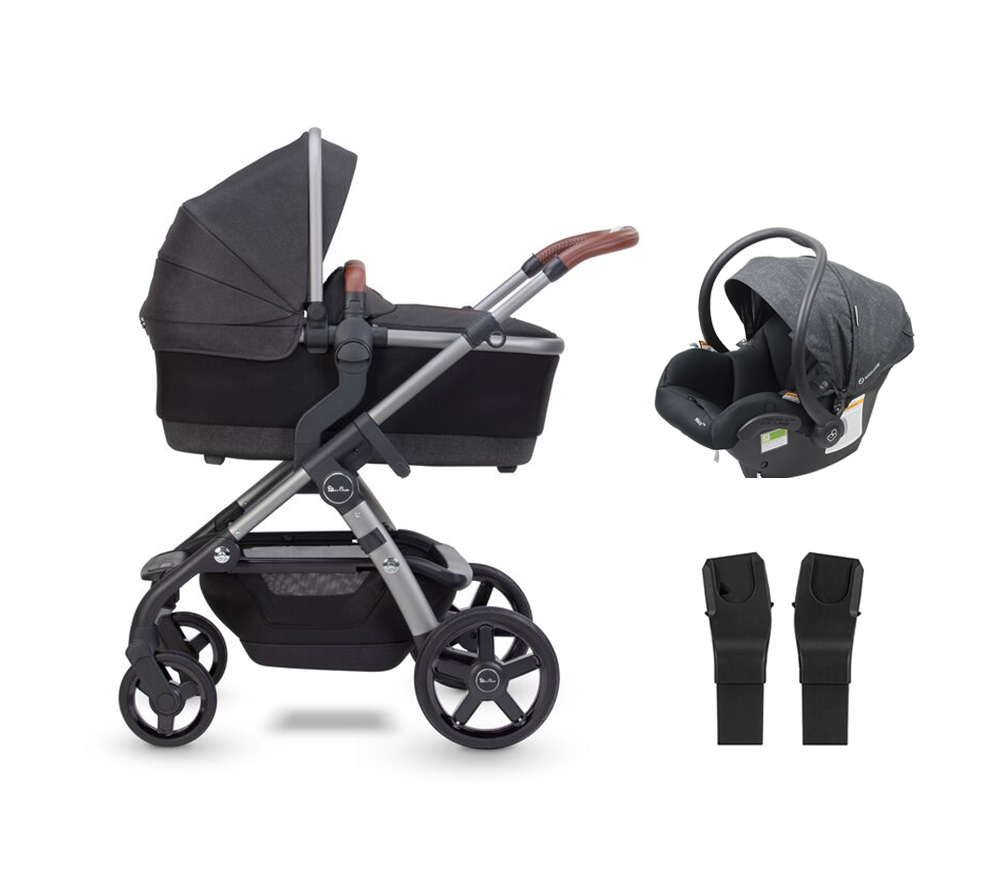Wave 2021 Charcoal Maxi Cosi Bundle