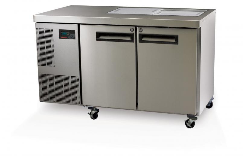 PG250 preparation fridge