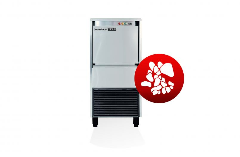 ICE QUEEN IQ50 icemaker v2