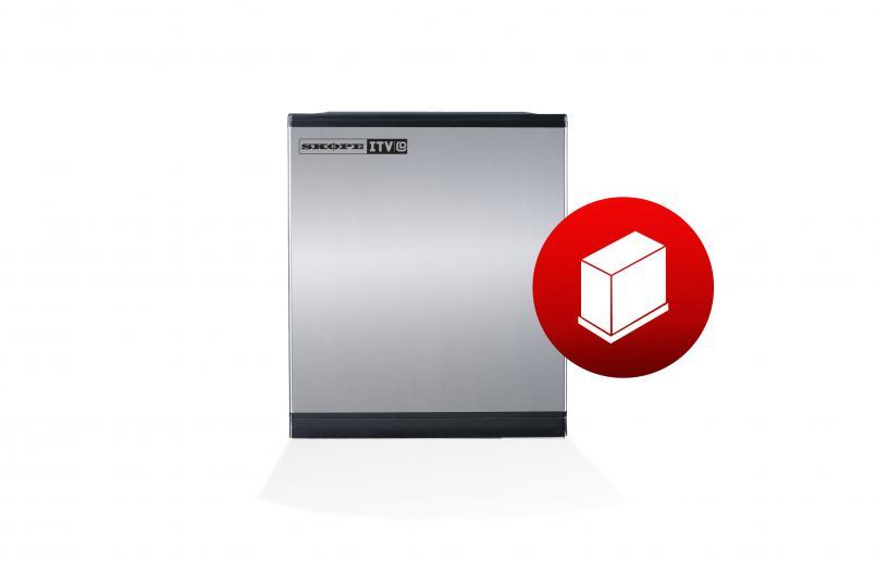SPIKA MS300 Slim HD icemaker v2