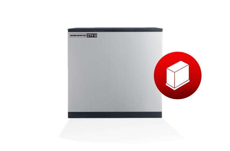 SPIKA MS410A HD icemaker v2