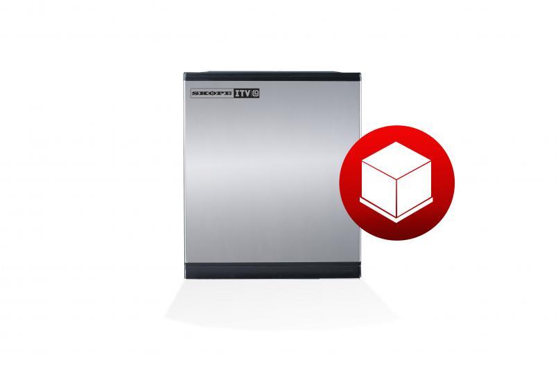 SPIKA MS300 Slim FD icemaker v3