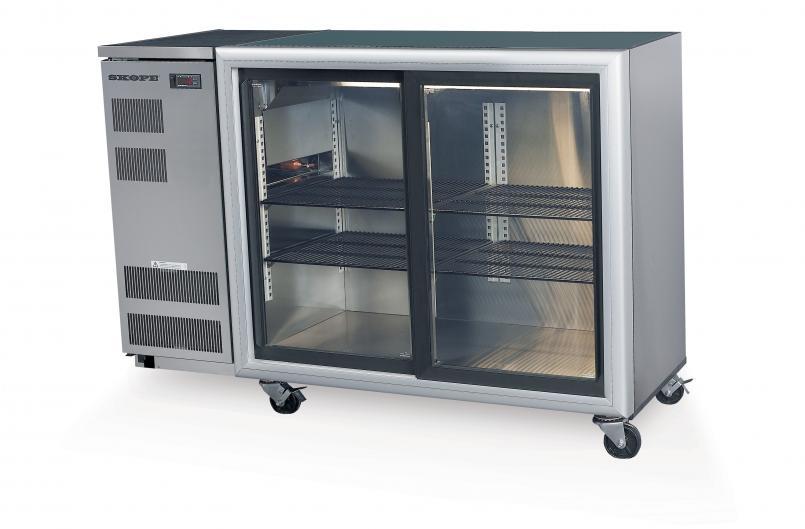 BB380 bar fridge