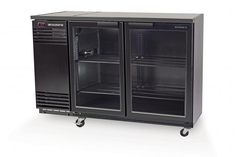 BB380X bar fridge