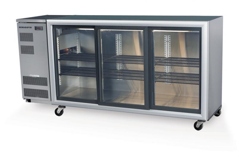 BB580 bar fridge
