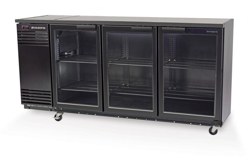BB580X bar fridge