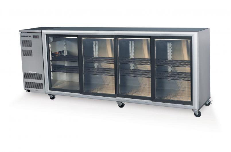 BB780 bar fridge