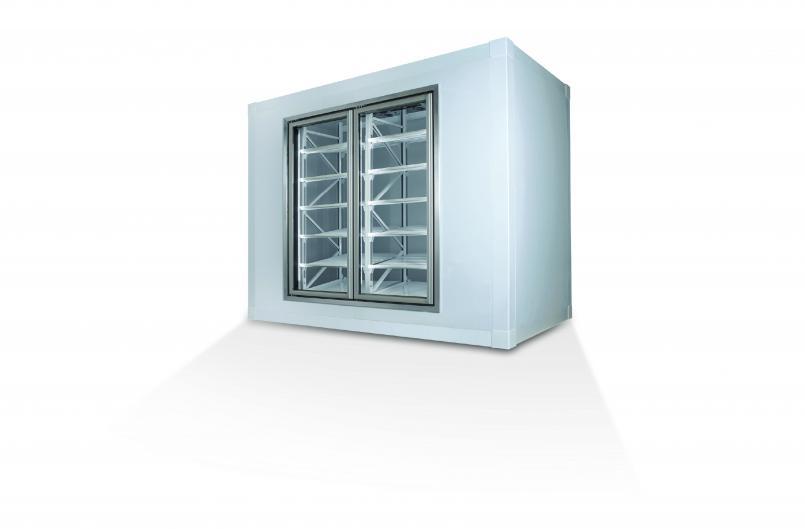 SKOPE Glass Door Inserts for Cool Rooms & Freezer Rooms